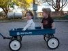 Wagon Riding
