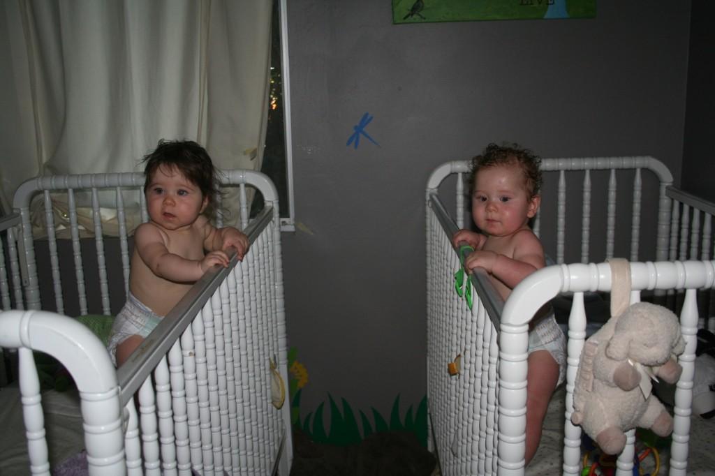Standing Babies